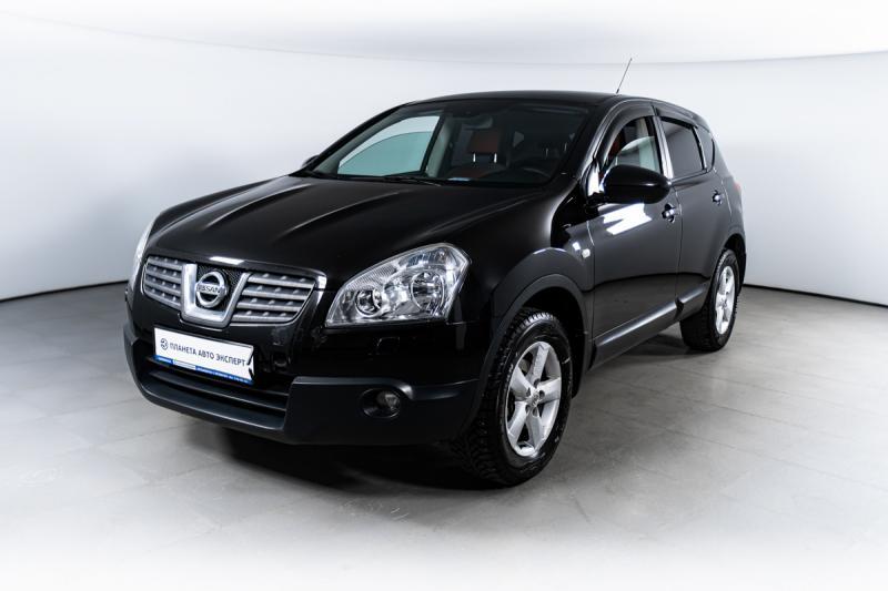 Nissan Qashqai 2.0 CVT FWD (140 л. с.)