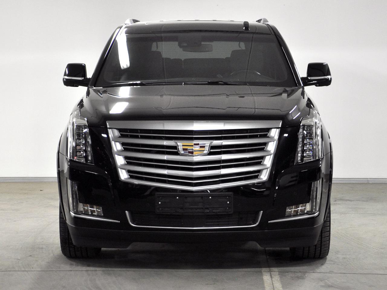Cadillac Escalade 6.2 V8 АТ 4WD (409 л. с.) Platinum