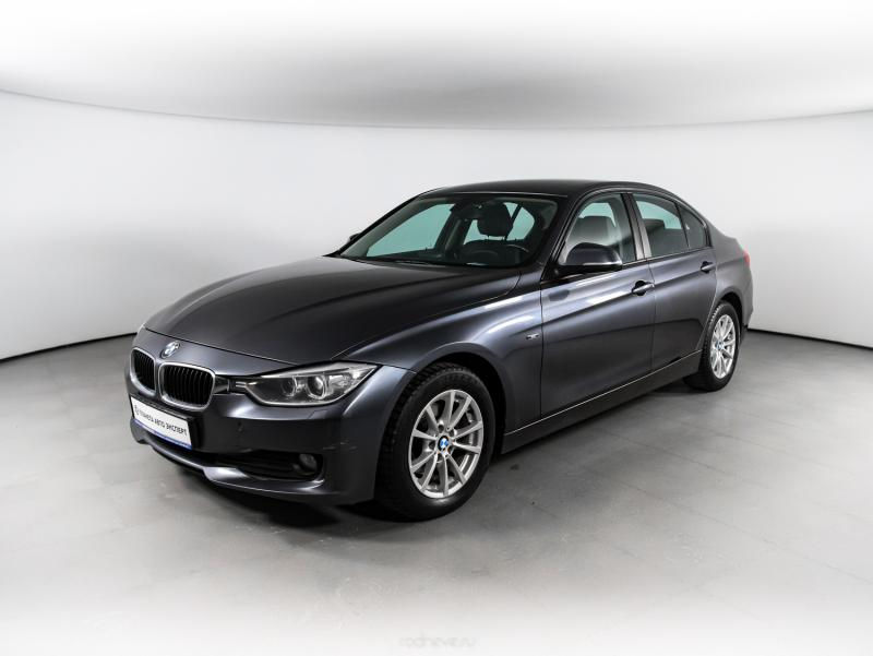 BMW 3 серия 316i AT (136 л. с.)