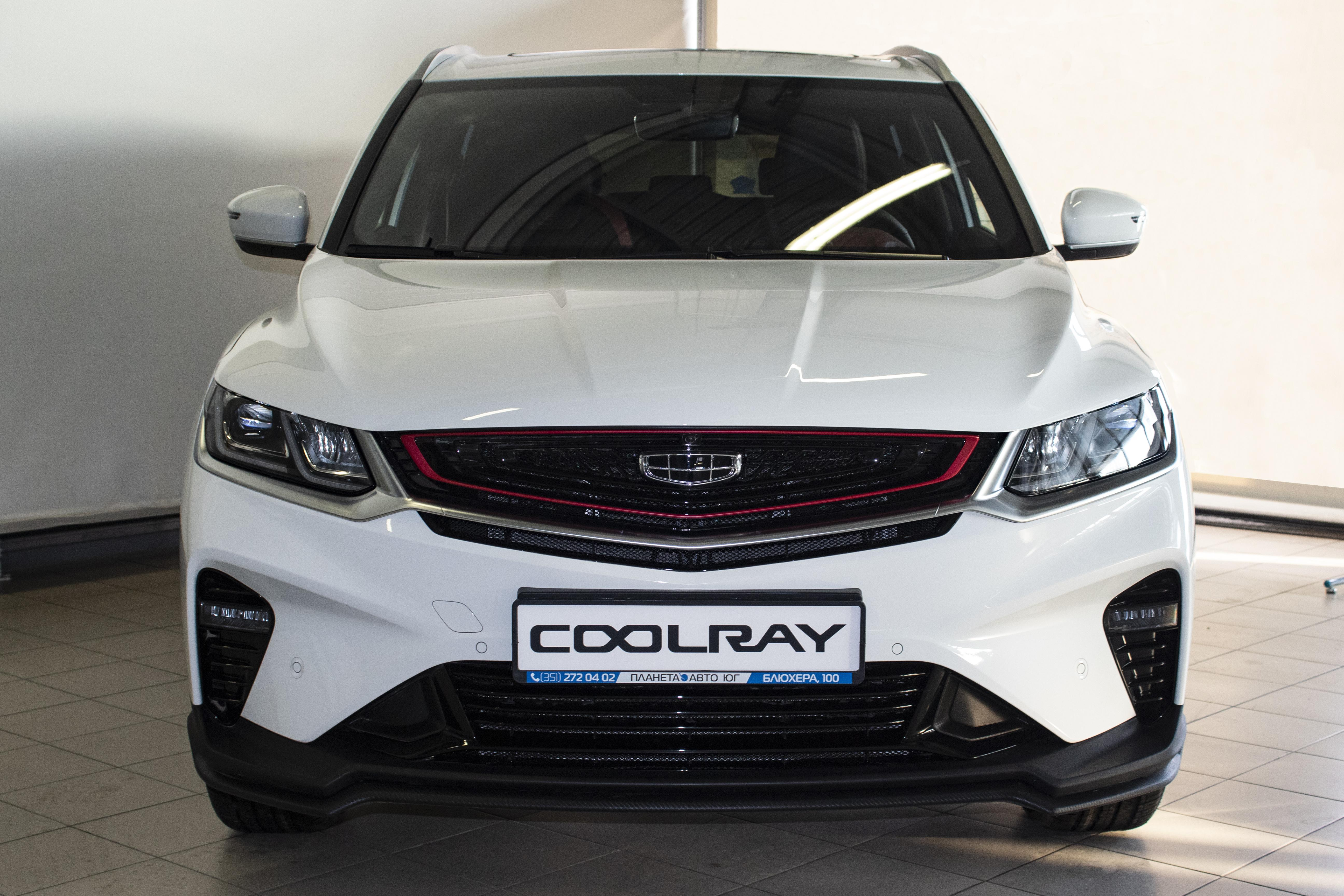 Geely Coolray 1.5 AMT (150 л.с.) Flagship