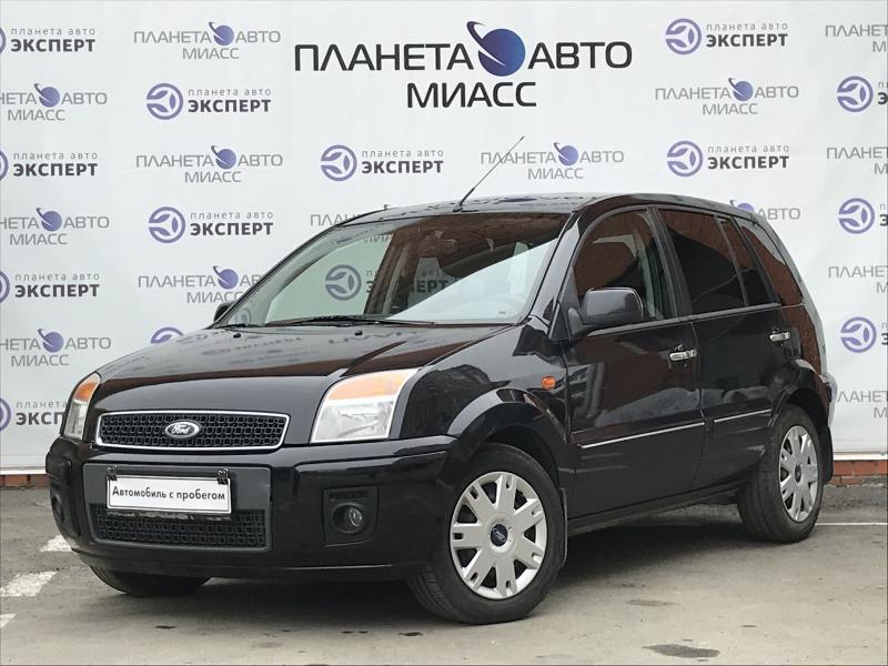 Ford Fusion 1.6 AT (100 л. с.)