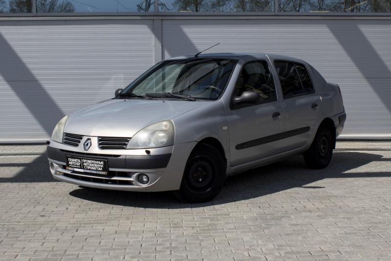 Renault Symbol 1.4 MT (75 л. с.)