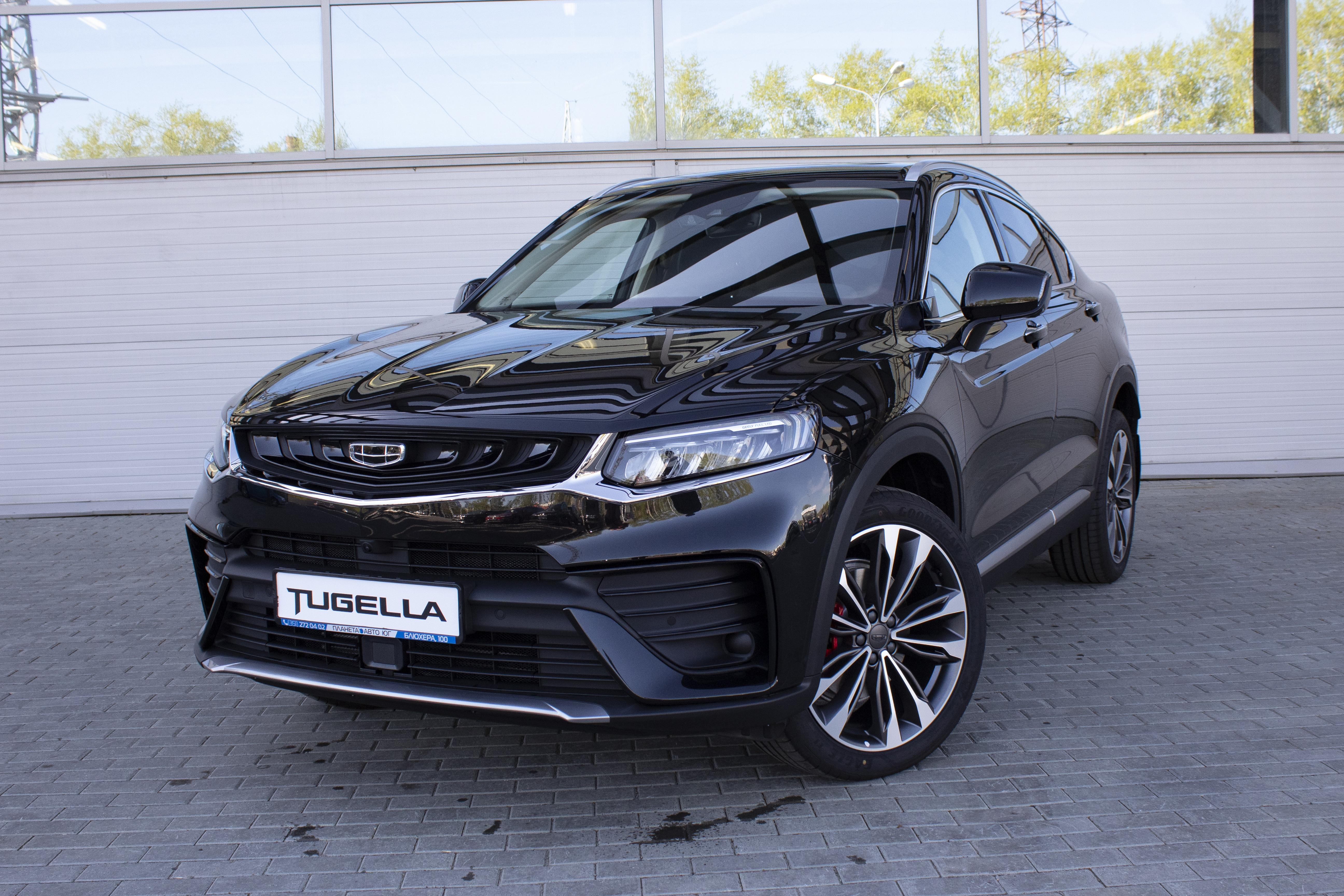 Geely Tugella 2.0T 4WD 8AT (238 л.с.) Flagship