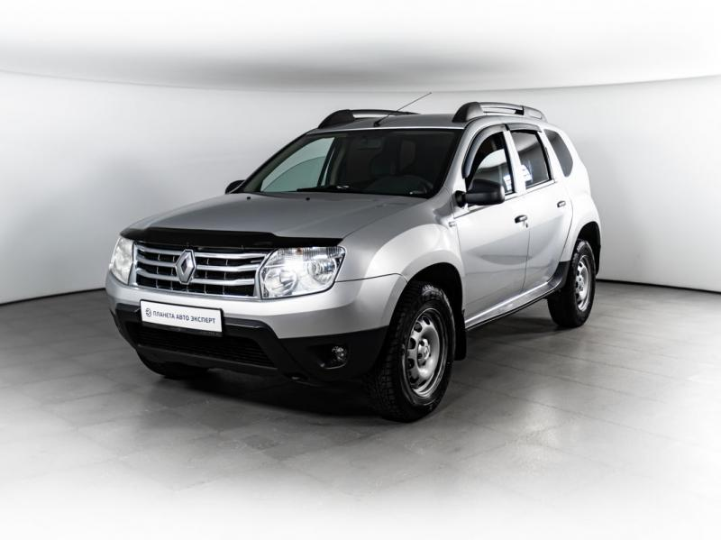 Renault Duster 2.0 АТ 4x4 (135 л. с.)