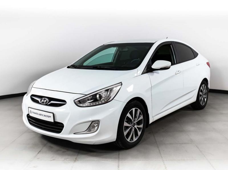 Hyundai Solaris 1.6 AT (123 л. с.)