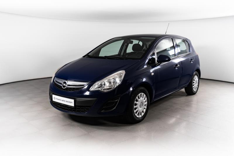 Opel Corsa 1.2 AMT (85 л. с.)