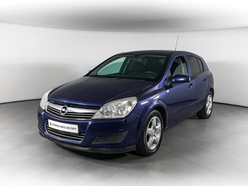 Opel Astra 1.8 AT (140 л. с.)