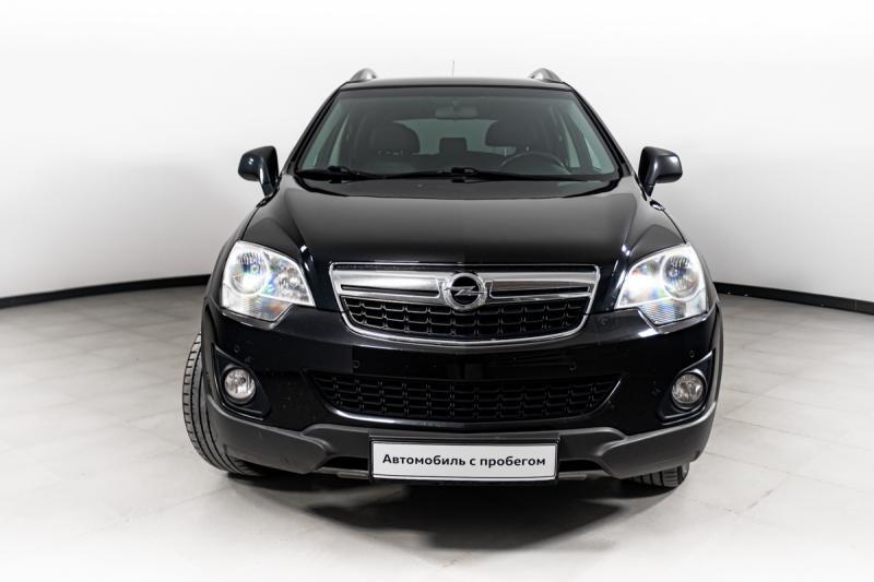 Opel Antara 2.4 AT AWD (167 л. с.)