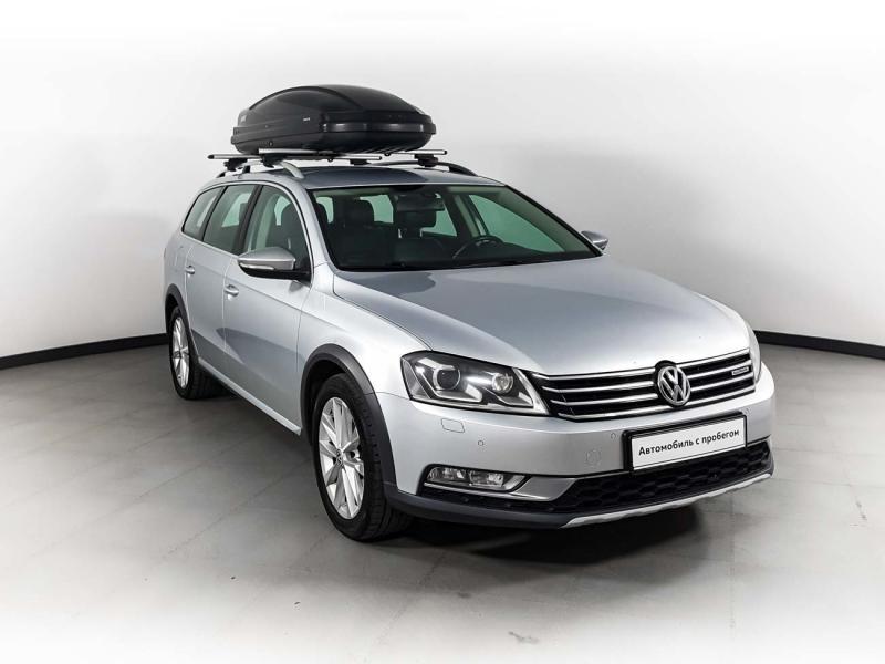 Volkswagen Passat Alltrack 2.0 AT (210л.с.) 4WD