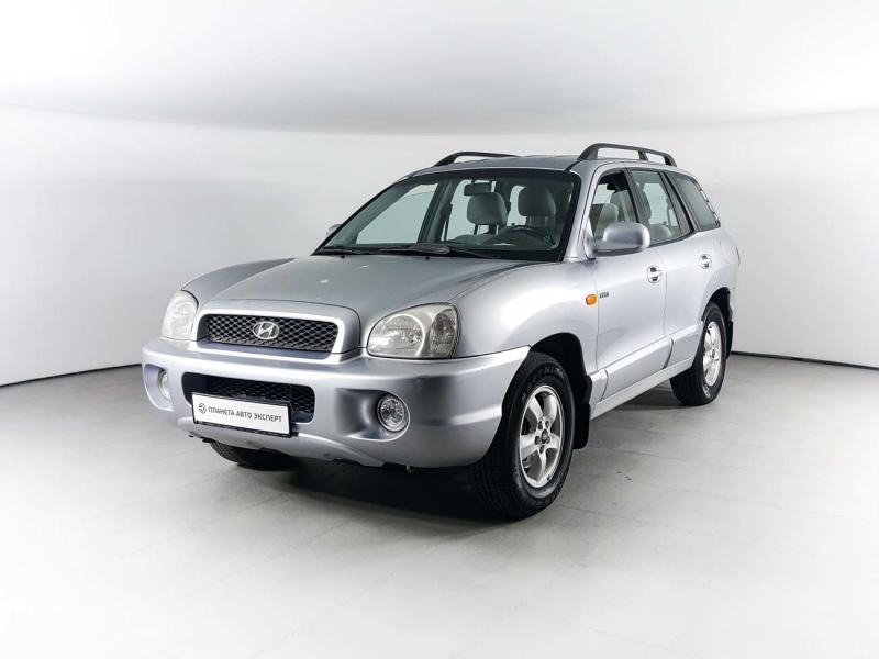 Hyundai Santa Fe Classic 2.0d MT (112л.с.) 4WD