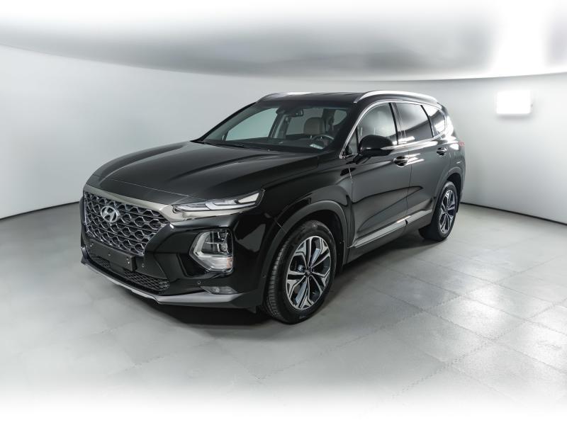 Hyundai Santa Fe 2.2 CRDi VGT AWD (200 л.с.)