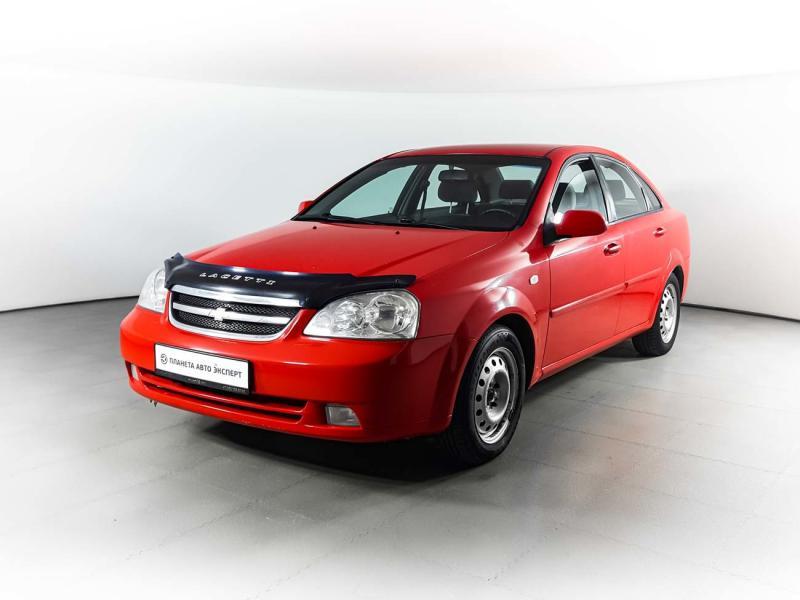 Chevrolet Lacetti 1.6 MT (109 л. с.)