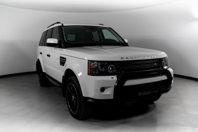 Land Rover Range Rover Sport 3.0 TD AT (245 л. с.)