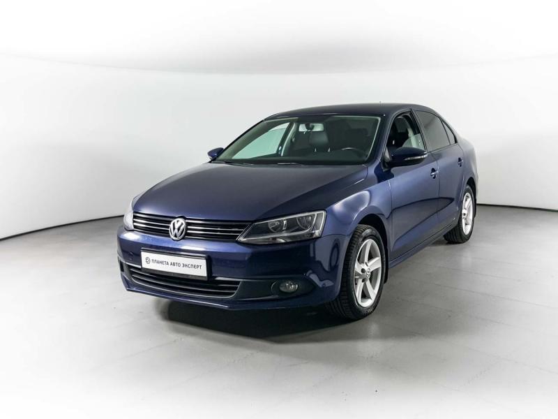 Volkswagen Jetta 1.6 AT (105 л. с.)