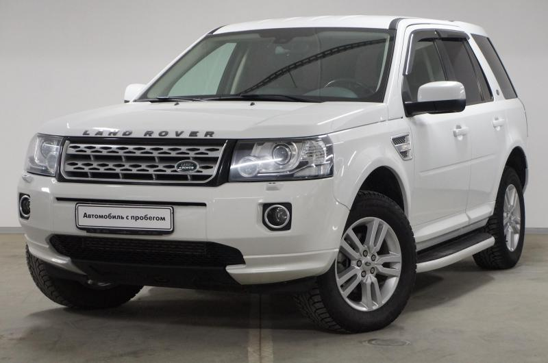 Land Rover Freelander 2.2 TD4 AT 4WD (150 л. с.)