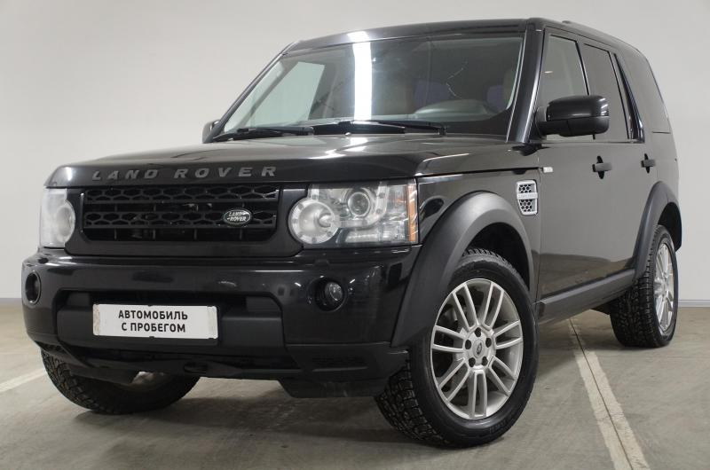 Land Rover Discovery 2.7 TD AT (188 л. с.)