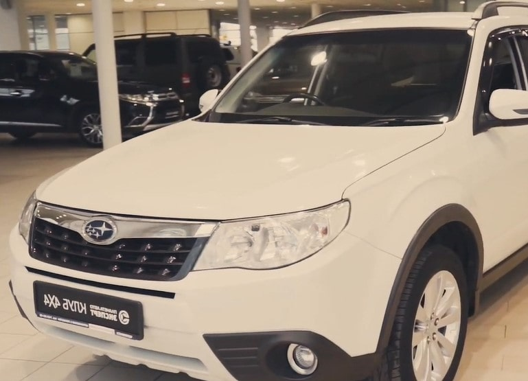 Видеообзор на Subaru Forester