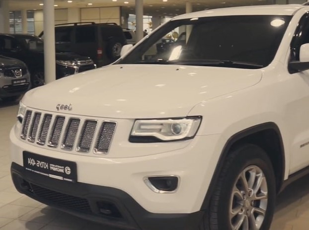 Видеообзор на Jeep Grand Cherokee