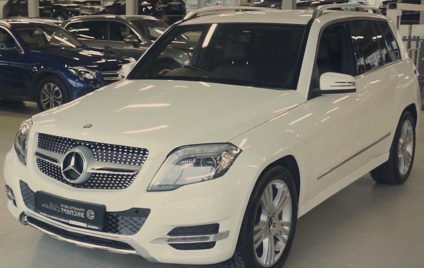 Видеообзор на Mercedes GLK 220
