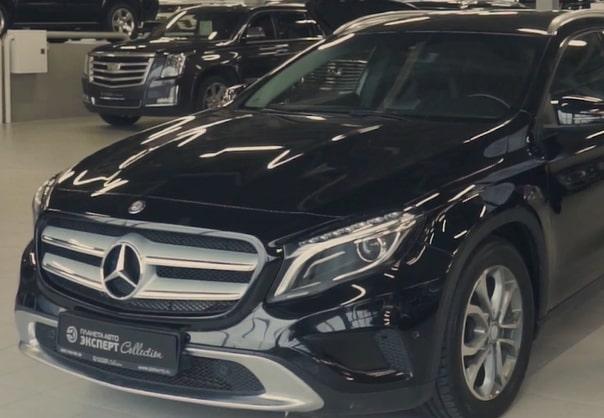 Видеообзор на Mercedes GLА 250