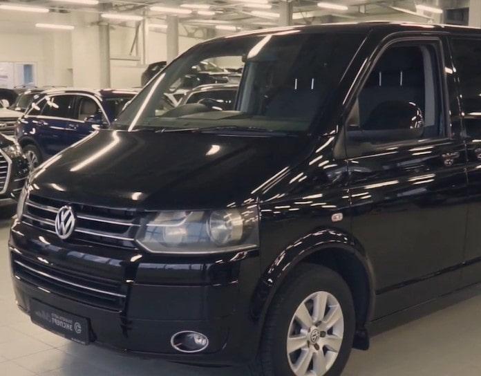 Видеообзор на Volkswagen Multivan