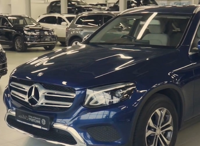 Видеообзор на Mercedes Benz GLC 250