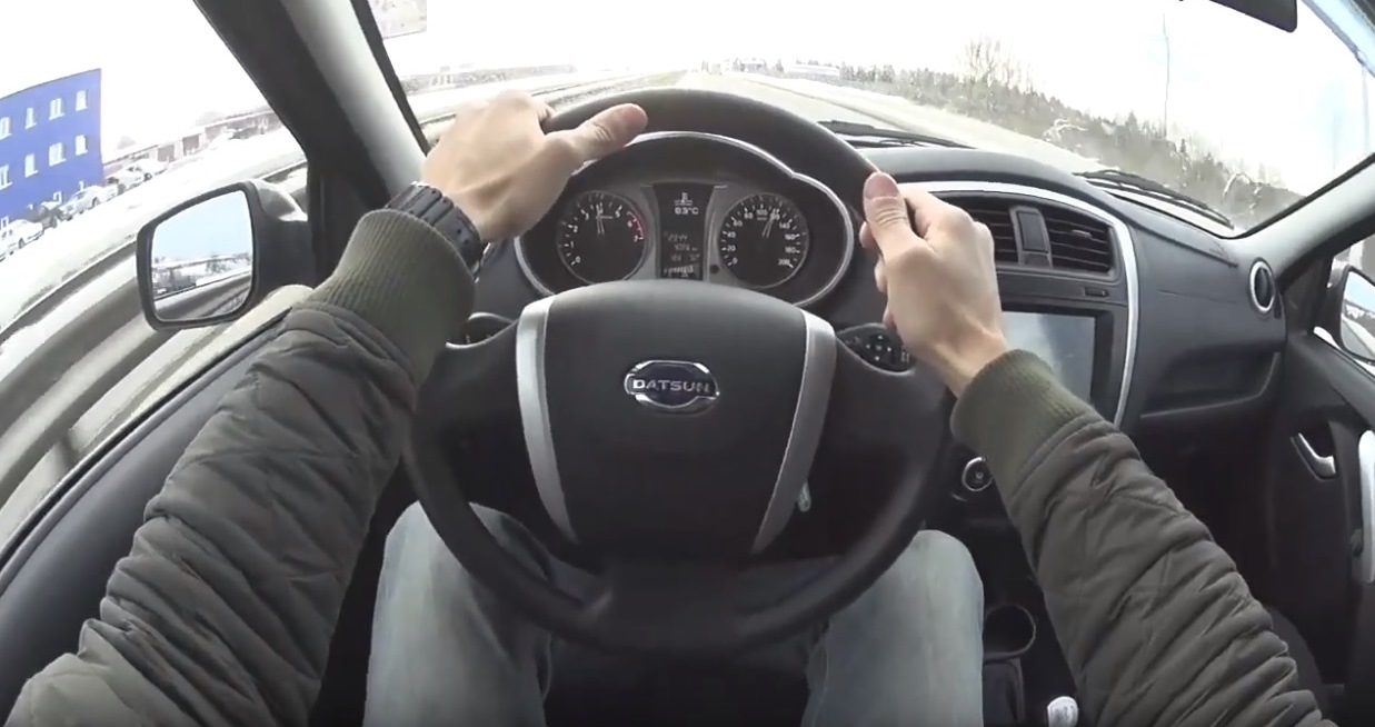 Чем хорош иностранец Datsun on-Do?
