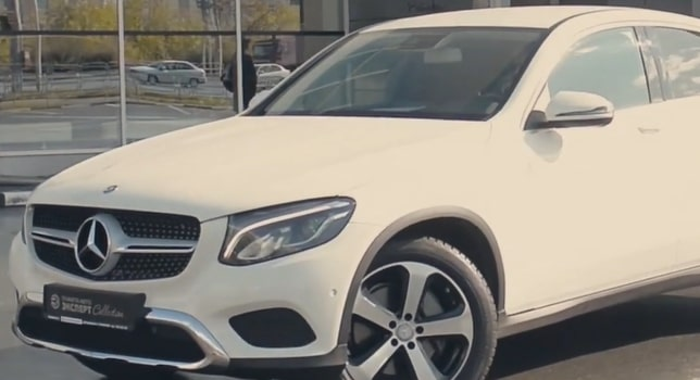 Видеообзор на Mercedes Benz GLC 220 Coupe